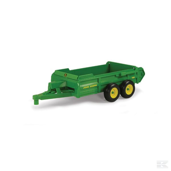 John Deere spreader Scale Model 1/16