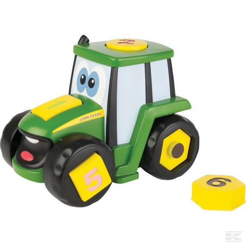 Johnny Tractor Learn&Play