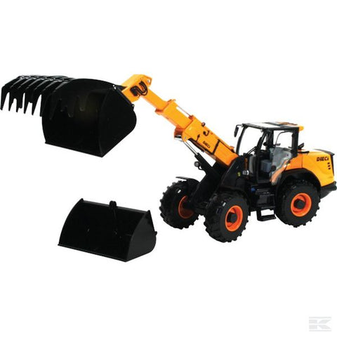 Dieci Agri telescopic loader Scale Model 1/32