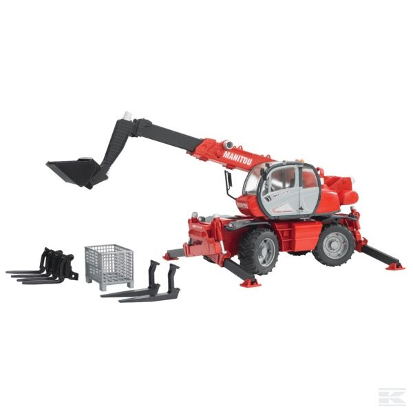 Manitou MRT 2150 telescopic loader