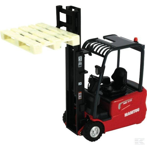 Manitou ME 316 forklift Scale Model 1/32