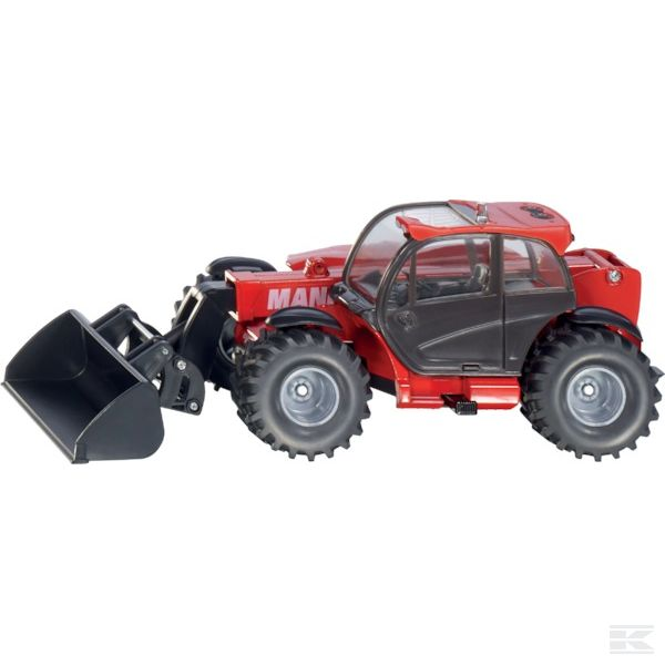Manitou MLT840 telescopic loader Scale Model 1/32