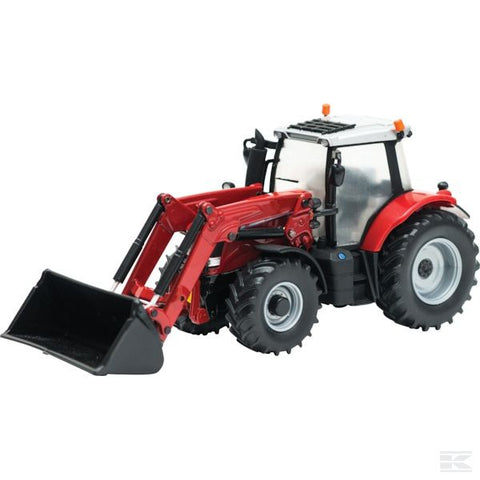 Massey Ferguson 6613 with front loader