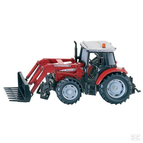 Massey Ferguson 5455 with front loader
