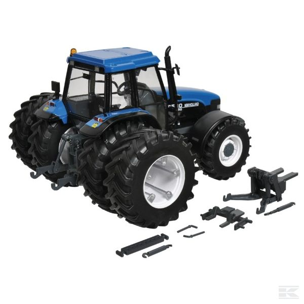 New Holland 8560 with dual wheels Scale 1/32