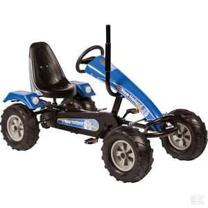 Track BF1 New Holland go-kart