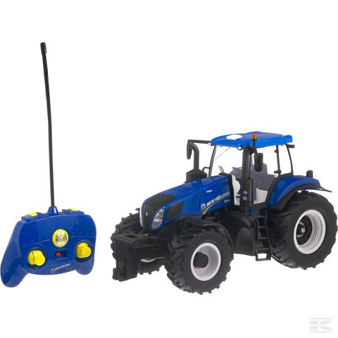 New Holland radio control