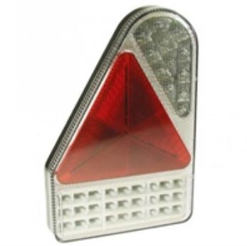 Nugent Plant Trailer LED Left Side Tail Lamp
