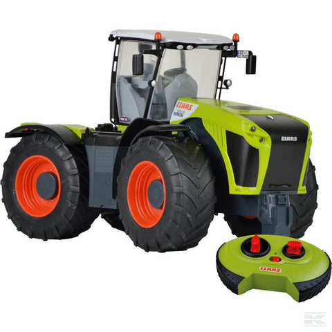 Remote Control Claas Xerion RC 5000 Scale 1/16