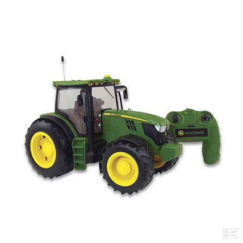 Big Farm John Deere 6190R remote-controlled tractor