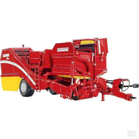 Grimme Bunker potato harvester SE260 Scale 1/32