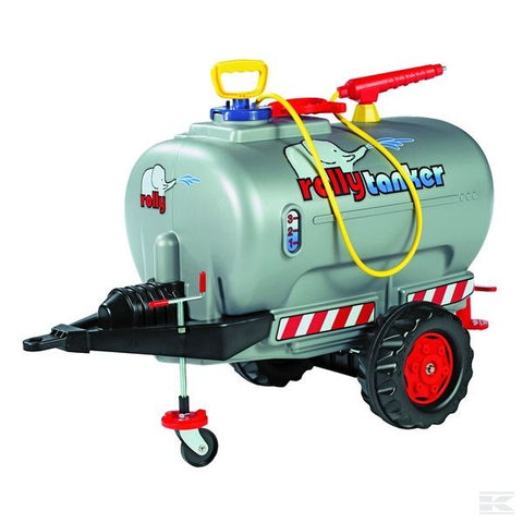 Jumbo Slurry tanker with spray nozzle
