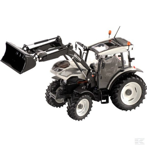 Valtra A4 104 with frontloader Scale Model 1/32