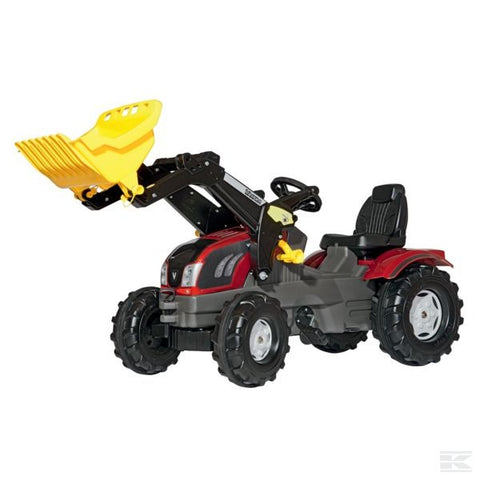 Rolly Farmtrac Valtra T163 with front loader