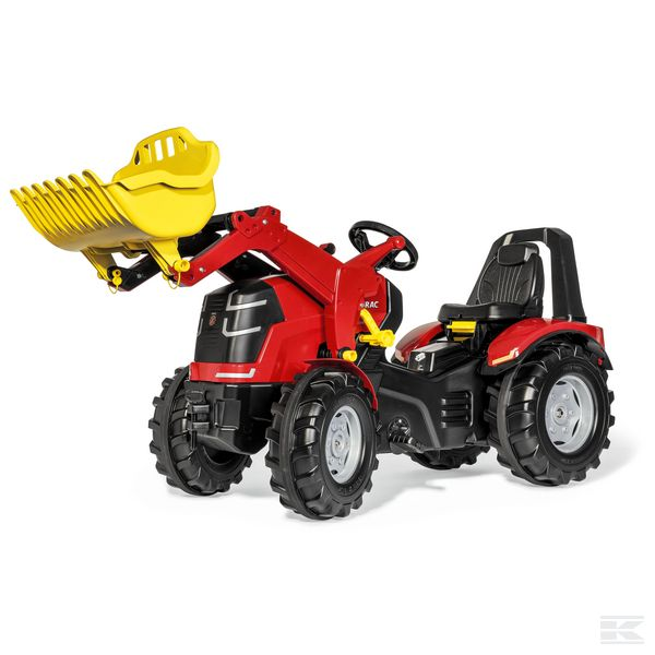 X-Trac Premium Ride On Tractor with front loader