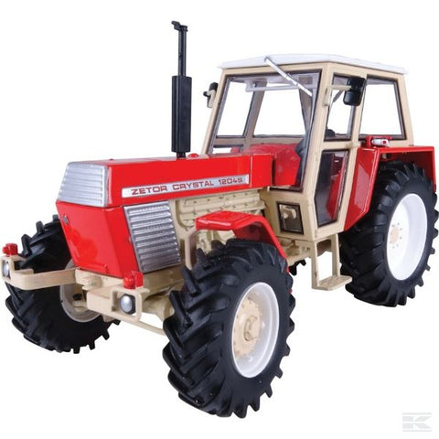"Zetor Crystal 12045 ""Museum Edition"" Scale 1/32"