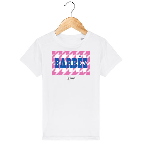 Enfant & Bébé>T-shirts - T-Shirt Enfant <br> Tati Barbès Version Alternative