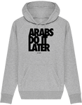 Homme>Sweatshirts - Sweat à Capuche Homme <br> Arabs Do It Later