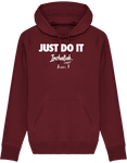 Homme>Sweatshirts - Sweat à Capuche Homme <br> Just Do It Inchallah