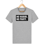 Homme>Tee-shirts - T-Shirt Homme <br> No Habibi No Party