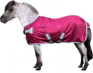 Wee Poney Chemise Anti-mouches Nid d'Abeille - SHOP HORSE