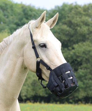 Shires Museliere Confort - SHOP HORSE