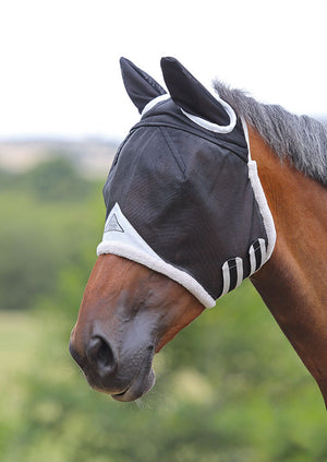 Shires Masque Anti-Mouches Durable - SHOP HORSE