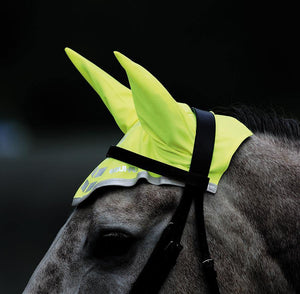 Equi-Flector Bonnet Anti Mouches Reflechissant - SHOP HORSE