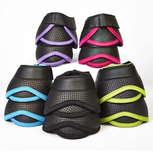 Scallop Cloches en Neoprene - SHOP HORSE