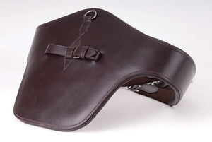 Windsor Sangle Bavette en Cuir - SHOP HORSE