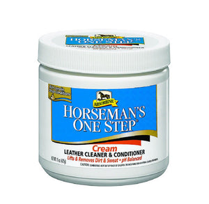 Absorbine One Step Creme pour Cuir