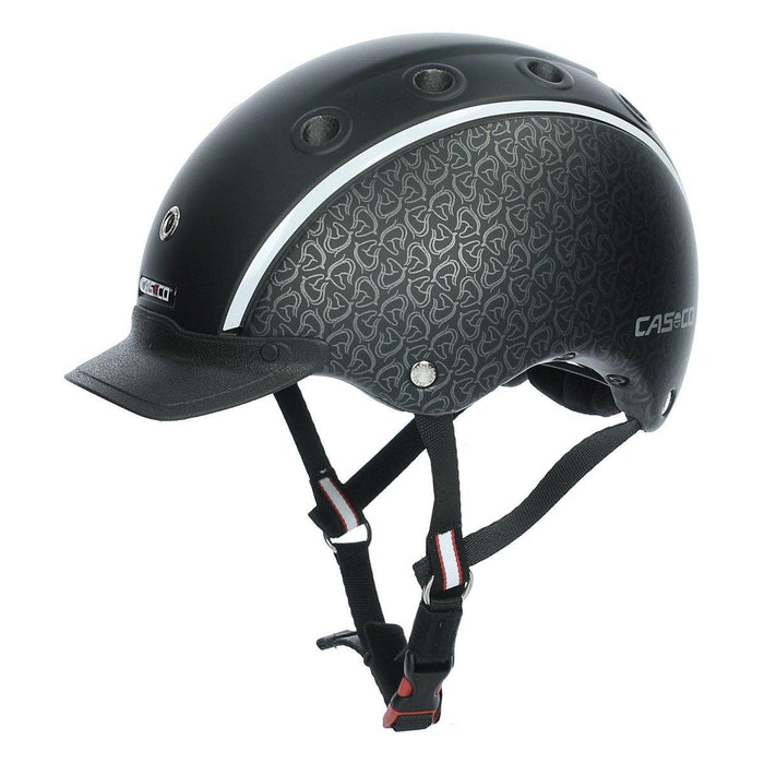 Casco Casque Choice - Noir