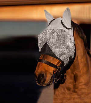 Covalliero Masque Anti Mouches - SHOP HORSE