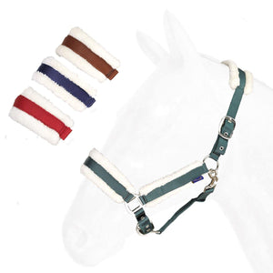 Daslo Licol Double mouton Synthetique - SHOP HORSE