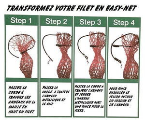 Easy Net Corde pour filet a Foin