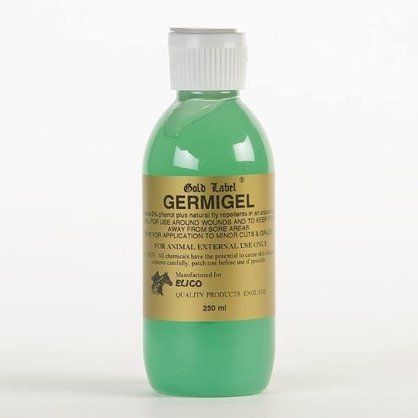 Gold Labe Germigel