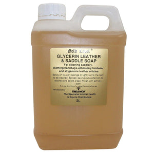 Gold Label Savon glycériné en Spray