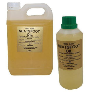 Gold Label Neatsfoot Huile