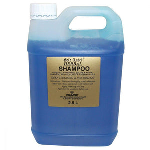 Gold Label Shampoo Herbal
