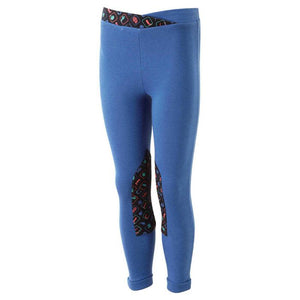 Harry Hall Jodhpurs Rosette Enfants - Bleu - SHOP HORSE