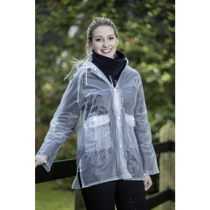 HKM Impermeable Transparent Court Unisex - SHOP HORSE