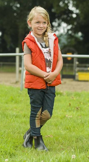 Little Sister gilet Sweetheart - SHOP HORSE