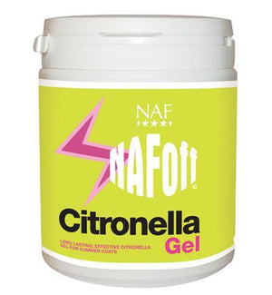 NAF OFF Citronella Gel Anti-mouches