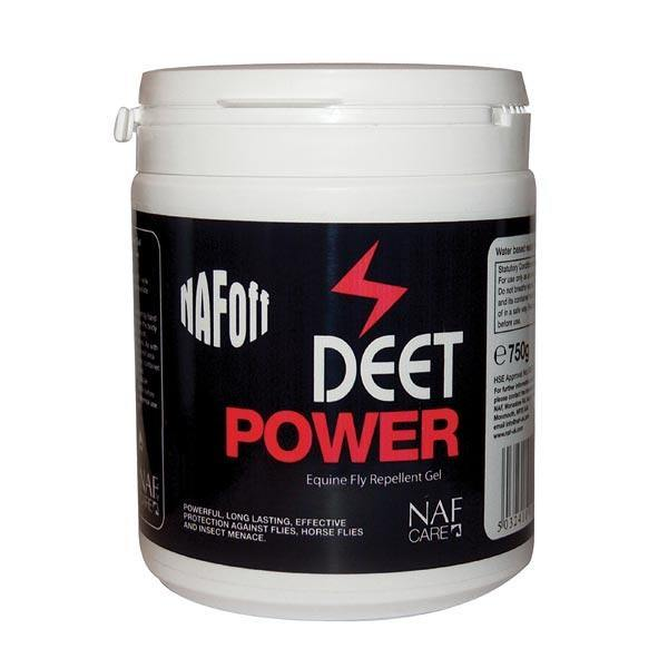 NAF OFF Deet Power Gel Anti Mouches