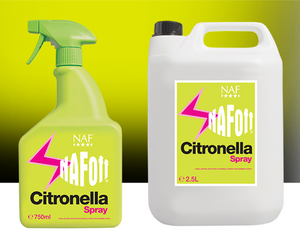NAF OFF Citronella Anti-mouches Spray