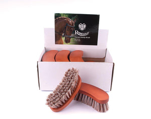 Rhinegold  Brosse Dur Curved - SHOP HORSE
