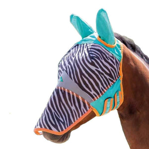 Shires Zeb Tek Masque Anti-Mouches