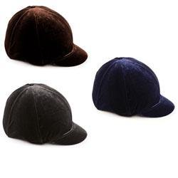 Shires Toque en Velveteen - SHOP HORSE