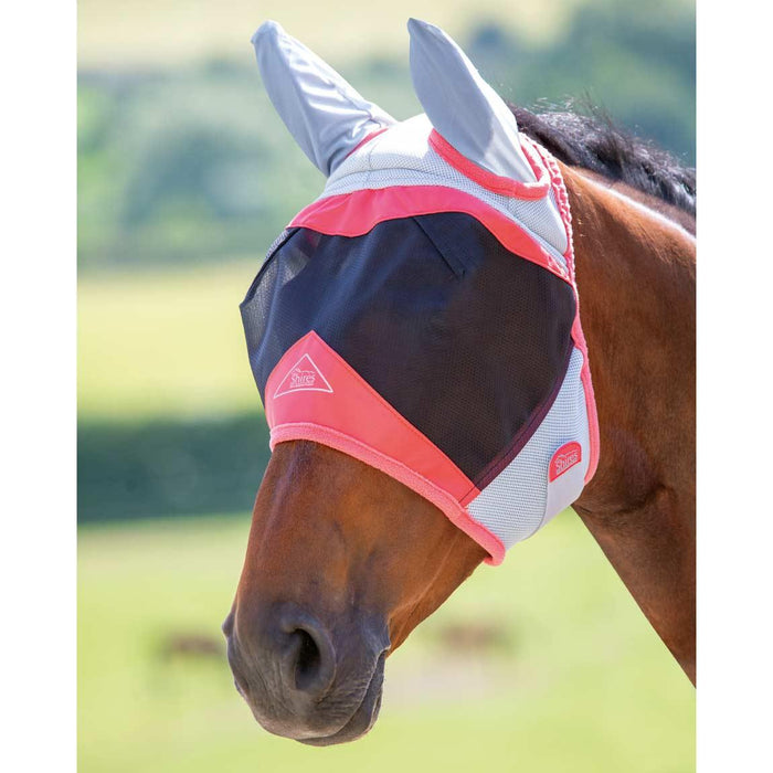 Shires Masque Anti Mouches Air Motion