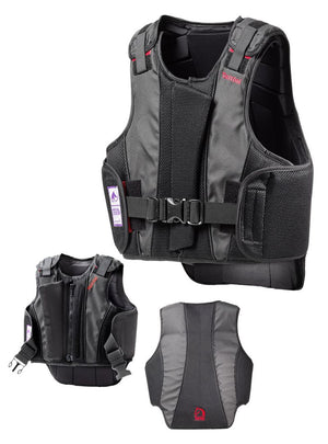 Tattini Gilet de Protection Zippee Enfant - SHOP HORSE